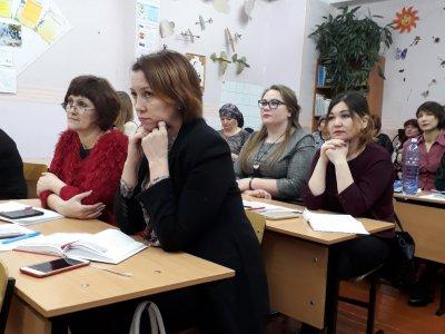 Заседание КМЦ «Обучение детей с ЗПР. Практикум»
